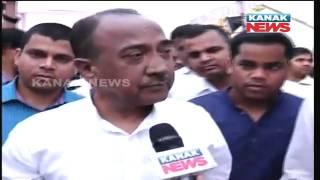 Bijoy Mohapatra's Condolence Over Death Of Pyarimohan Mohapatra