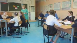 Ефрос Н В    фрагмент урока по теме  Плоды 6 класс 2017