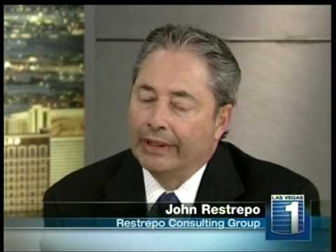 JOHN RESTREPO - Economic recovery in Nevada - PART ONE
