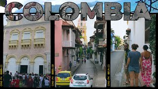 Travels in Colombia w/ the Sears - Cartagena, Isla Grande, Tayrona + Bogotá