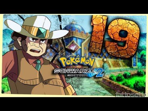 Pokemon Schwarz 2 - Let's Play Pokemon Schwarz 2 Part 19: Turner Challenge-Mode