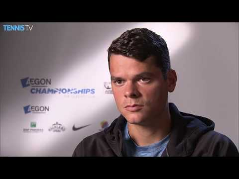 What Milos Raonic Wants From Working With John McEnroe