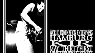 World Domination Enterprises - Hamburg 1988