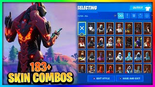 "Before You Buy ""EXO-SPINE"" - Toutes les combinaisons de peau en Fortnite (183 skins)"