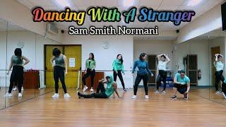 Baixar Sam Smith Normani - Dancing With A Stranger (DANCE VIDEO) At PHKT Balikpapan