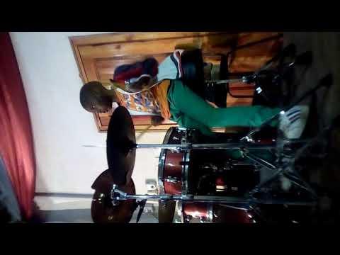 Jonah Bunza drum video