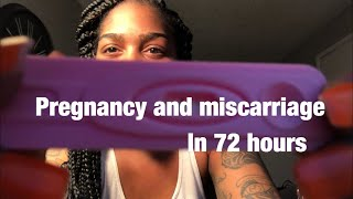 Story Time: My First Pregnancy and miscarriage