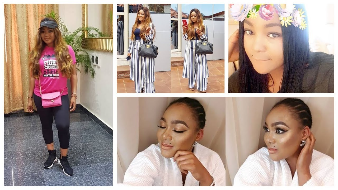 Top moments from Nollywood Racheal Okonkwo amazing dance steps to Wizkid, Tiwa Savage's song
