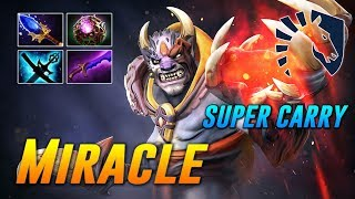 Miracle Lion SUPER CARRY | Dota 2 Pro Gameplay