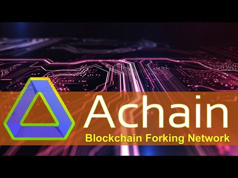 Achain (ACT) Review: Blockchain Forking Network