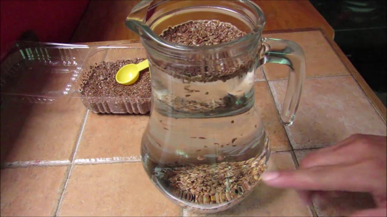 como usar las semillas de linaza para adelgazar