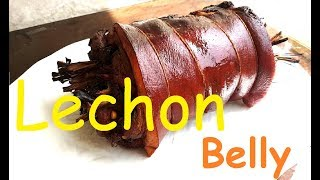 Lechon Belly | How to cook Lechon Belly | Porchetta
