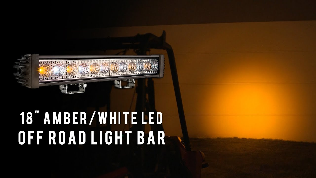 Bright Led Light Bar