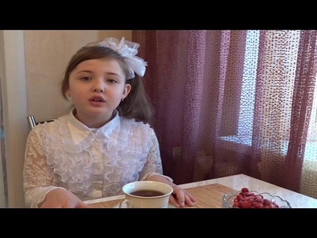 Изображение предпросмотра прочтения – ЛарисаЧичикина читает произведение «Лиса и Журавль» (Русский фольклор )