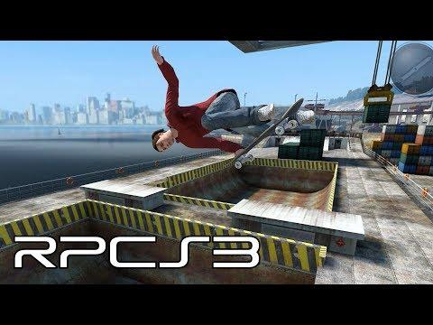 В Skate 3 теперь можно играть на ПК с помощью эмулятора RPCS3