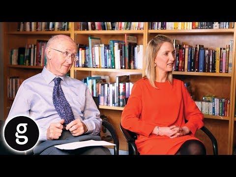 Running a family business - Michael & Ruth Gill :: Business & Finance