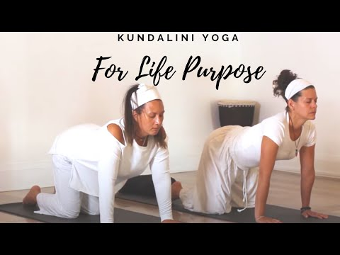 "(""Param Karam Dharam Kriya"") - Kundalini Yoga to Align to Your Life Purpose"