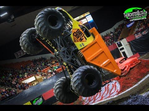 TMB TV: MT Unlimited 7.3 - Toughest Monster Truck Tour - Salina, KS