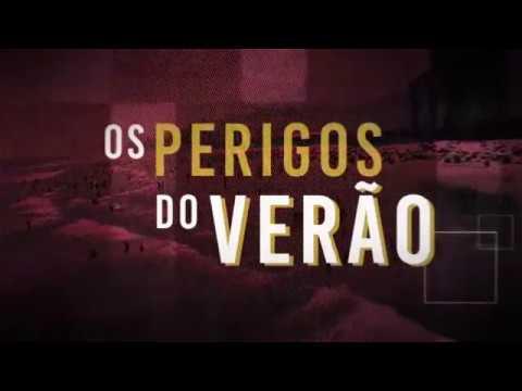 Câmera Record percorre praias e represas de todo o Brasil e mostra os perigos do verão