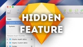 Hidden  macOS feature that will boost your productivity in Sketch!