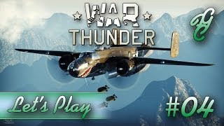 Lets Play Free Games: War Thunder #04 - Cannon Fodder