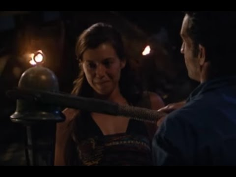 Survivor: Cook Islands - Parvati Voted Out