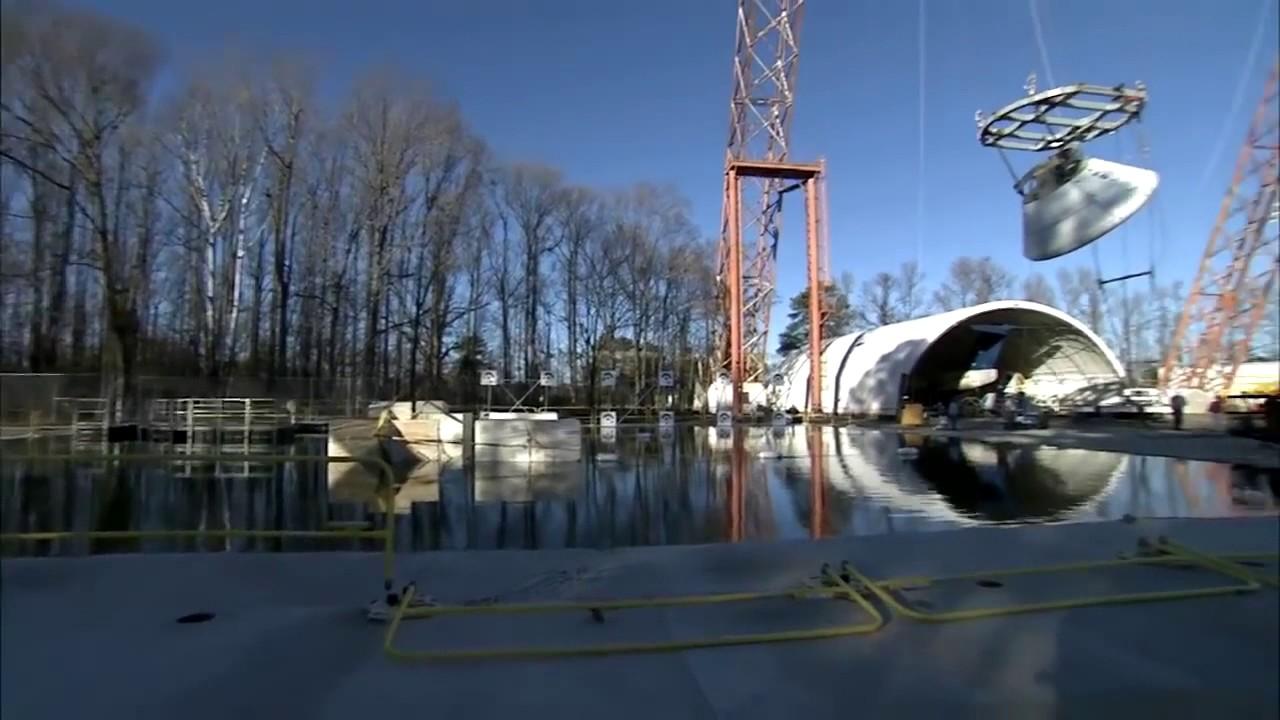 Orion Drop Test - Jan. 06, 2012   NASA