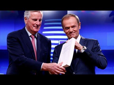 الاتحاد الأوروبي سيعقد قمة استثنائية في 25 نوفمبر لتوقيع اتفاق بريكسيت  - نشر قبل 15 دقيقة