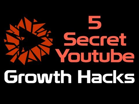 YouTube Secrets - 5 Things They Never Told You About Starting a YouTube Channel