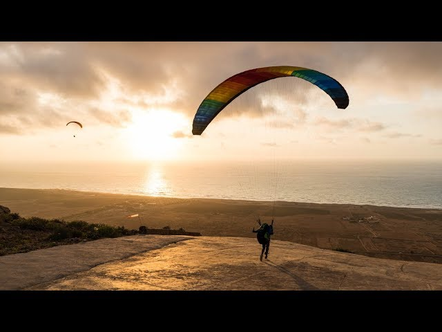 Morocco - A Paraglide Journey