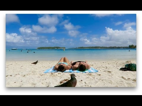 BLUE BAY BEACH DAY
