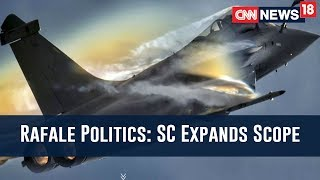 SC Expands The Scope Of Rafale Hearing As It Holds Details Of Pricing | Faceoff With Zakka Jacob