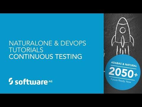 NaturalONE & DevOps Tutorials - Continuous Testing