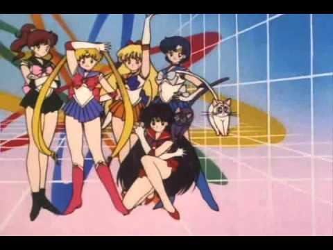 Moonlight Densetsu (Sailor Moon Opening FULL)