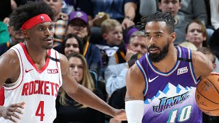 Houston Rockets vs Utah Jazz Full Game Highlights | January 27, 2019-20 NBA Season
