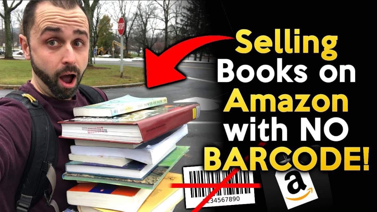selling books amazon fba