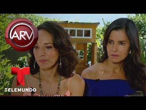Al Rojo Vivo  Patricia Velásquez presenta a su pareja Ileana  Telemundo ARV