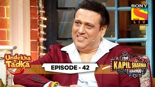 Govinda's Way Of Living | Undekha Tadka | Ep 42 | The Kapil Sharma Show Season 2