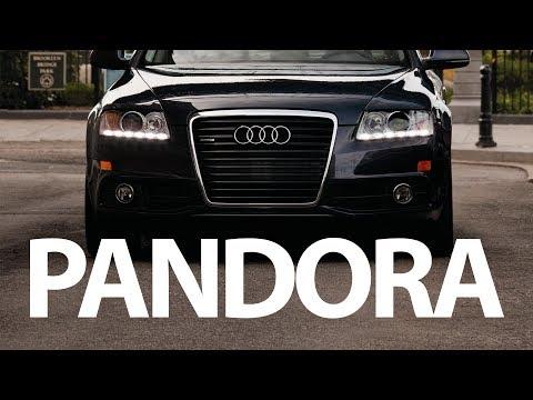 Pandora DX 90 B на Audi A6 2006 года