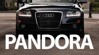 Pandora DX 90 B на Audi A6 2006 року