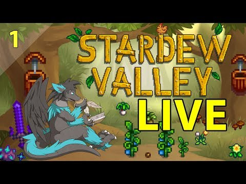 🐎 Stardew Valley Live Stream | S2 - E1 | 2nd Farm! Harvest Moon + Animal Crossing | W/ Mods  🐎