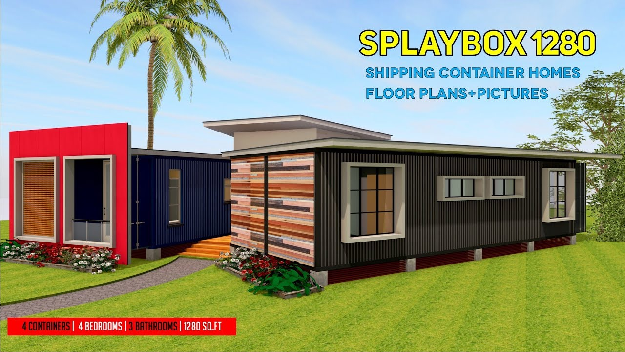 Shipping container homes plans and modular refab design - Shipping container homes designs ...