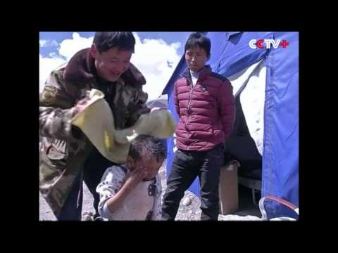 Relief under Way in Affected Tibet Following Fresh Nepal Quake