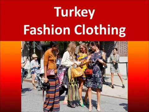 Turkey Fashion, Clothing Brands and Designers
