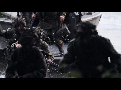 Combat Camera Showreel 2013