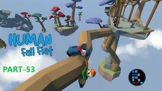 Human: Fall Flat | Funniest Game Ever Custom Map (PART-53)