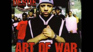 Aqueel a.k.a Ant Lo - Act like you know (DJ Desue: Art of War)