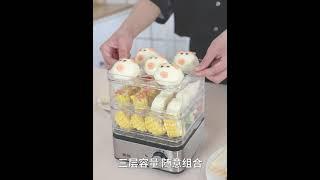 Homeart 가정용 계란 밥솥 다기능 찜기 사용법