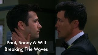 Paulson - Paul, Sonny & Will - Breaking The Waves