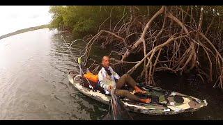 Expedição RJ X Itacaré BA - Imagens da Viagem - Bahia - Brasil - Pesca com Caiaque - Leogafanha